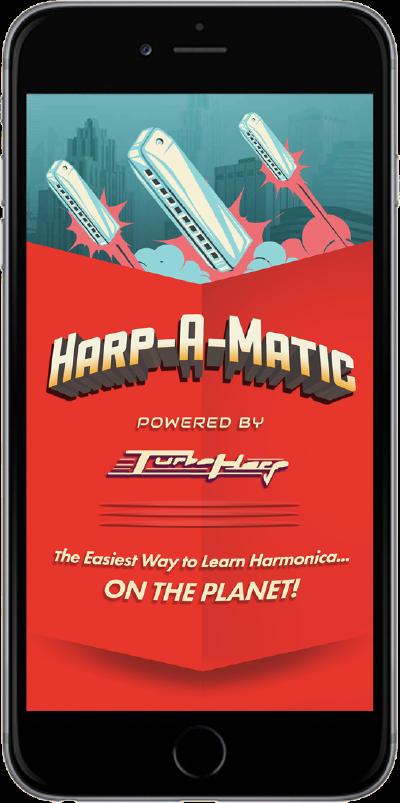 Harpamatic – Harmonica Tabs of the Future!